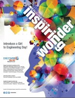 Introduce a Girl to Engineering (Girl Day)