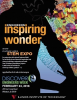 DuPage Area STEM EXPO at IIT Rice Campus